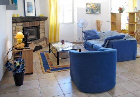 House in Correns, the South of France