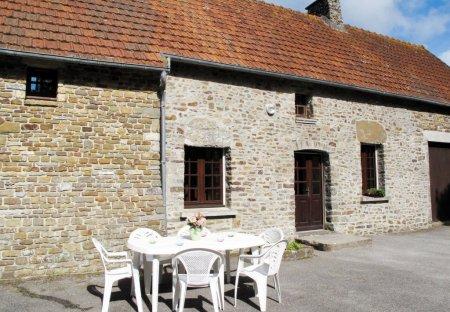 House in Saint-Maurice-en-Cotentin, France