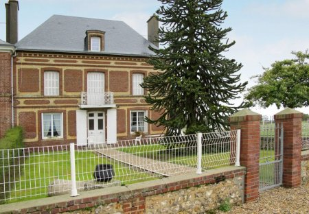 House in Colleville, France
