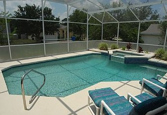 Villa in Westridge, Florida: Pool