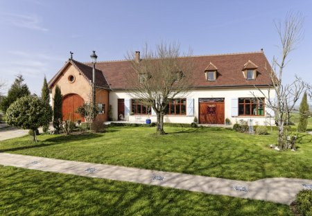 Villa in Bouhy, France: SECOND HOME RENT -