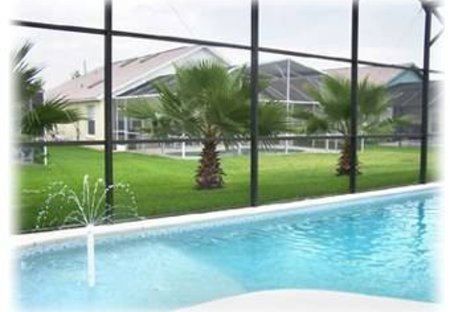 Villa in Indian Creek, Florida: Pool with Wading Area and Fountain