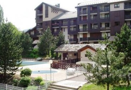Apartment in Chef Lieu, France: Front view
