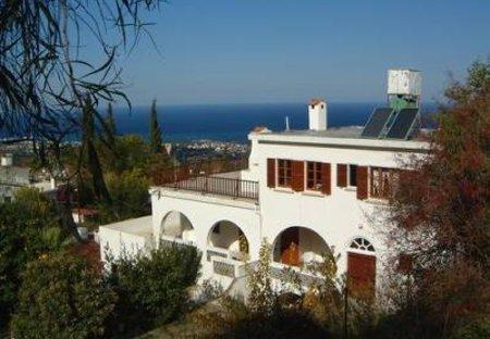 Village House in Bellapais, Cyprus: Mountain villa & the House That Jack Built