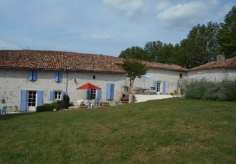 Farm House in Chillac, France