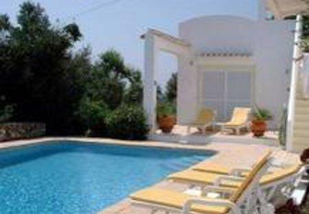 Villa in São Faustino, Algarve: Poolside