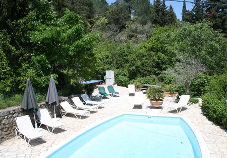 Villa in Arles-sur-Tech, the South of France