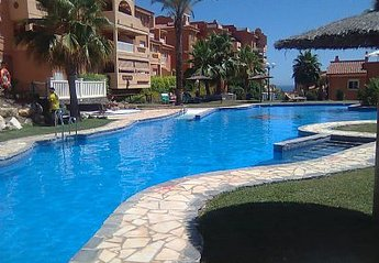 Apartment in Spain, Marbella: Main pool