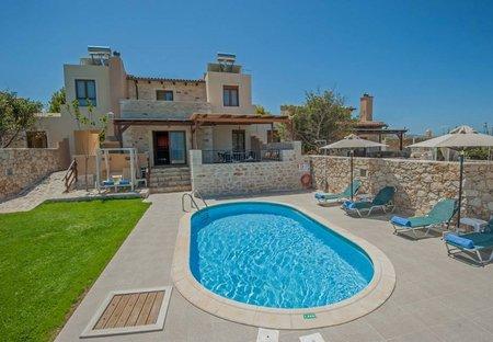 Villa in Stavromenos, Crete