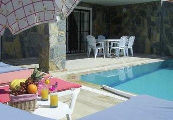 Villa in Ladies Beach, Turkey: Villa Lapis Pool Area