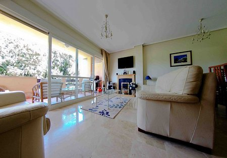Apartment in Marbella, Spain: Lounge