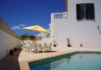 Villa in Monte Lemos, Algarve: villa & pool