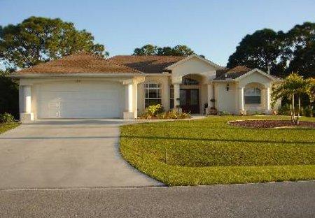 Villa in Pine Valley, Florida: Villa front