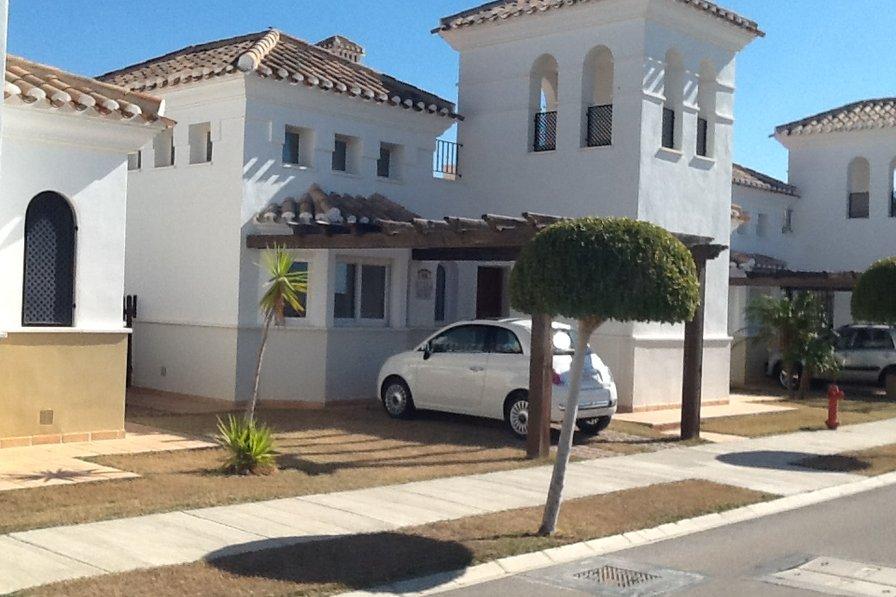 Villas To Rent At La Torre Golf Resort