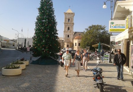 Apartment in Larnaca Town, Cyprus