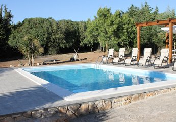 High Quality Holiday Villa In Alghero With Private Pool