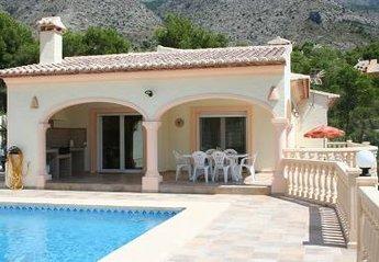 Villa in Alhama Springs, Spain: The Villa