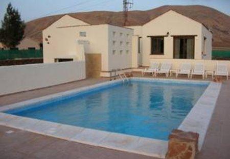 Villa in Villaverde, Fuerteventura: POOL AREA