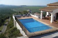 Villa in Monte-Pego, Spain: Pool and Terrace
