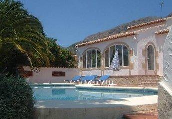 Villa in La Ermita, Spain: Pool Area