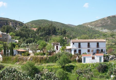 Apartment in Lubrín, Spain