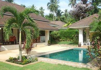 Villa in Maenam, Koh Samui: Villa Tan Ta Wan
