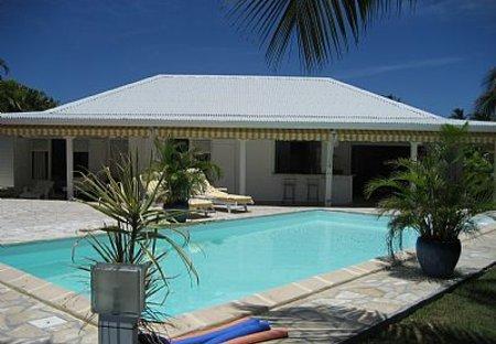 Villa in Saint-François, Guadeloupe: Villa ALAMANDA