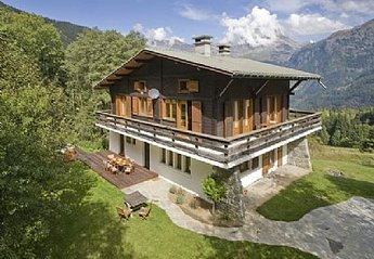 Chalet in Les Houches, France: Chalet Narnia