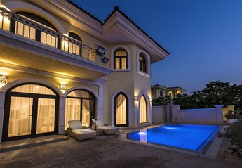 Villa in The Palm Jumeirah, United Arab Emirates