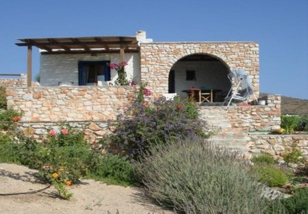 Villa in Parikia, Paros: Live on your veranda