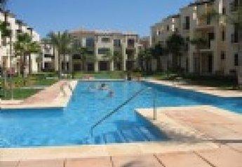 Apartment in Roda Golf Resort, Spain: Pool outside La Casita
