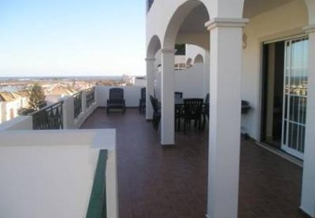 Apartment in Santiago (Tavira), Algarve: Balcony