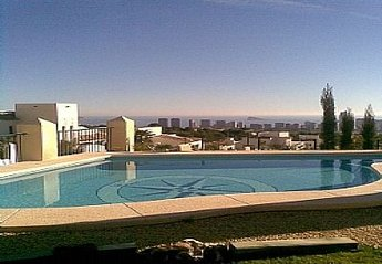 Villa in Golf Bahía, Spain: View from the Villa Pool