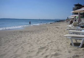 Apartment in Bulgaria, Garden of Eden Resort: The Private Beach Metres Away From The Apartment