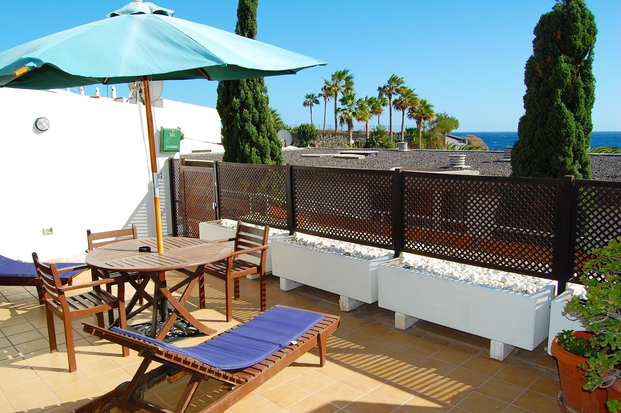 Apartment to rent in San Miguel de Abona Tenerife with shared