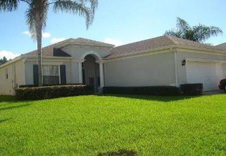 Villa in Calabay Parc, Florida: frontage