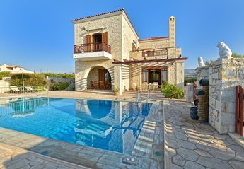 Villa in Asteri, Crete