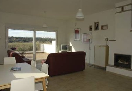 Villa in Barbate, Spain: view as you walk into the property