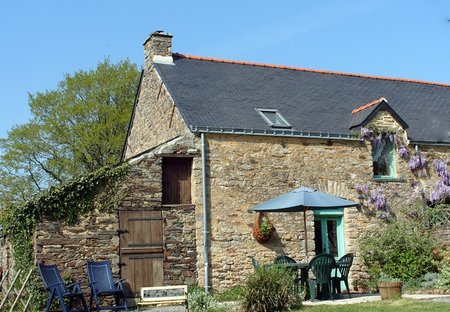 Cottage in Saint-Dolay, France: SouthBrittanyGites-les Chenes