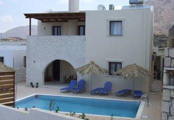 Villa in Makri Gialos, Crete: Artemis Villa with private swimming pool