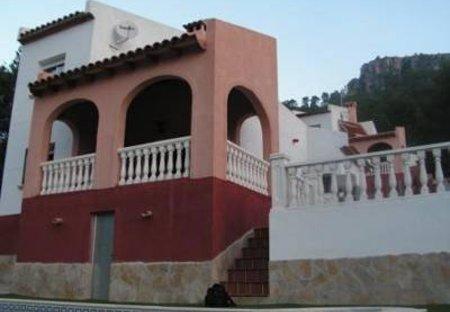 Villa in Monte Vernisa, Spain: VILLA