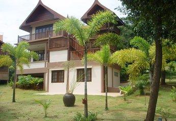 Villa in Koh Mak, Thailand: Coconut Villa
