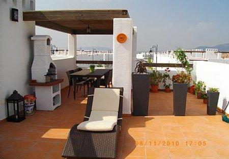 Apartment in Condado de Alhama, Spain: Private Solarium
