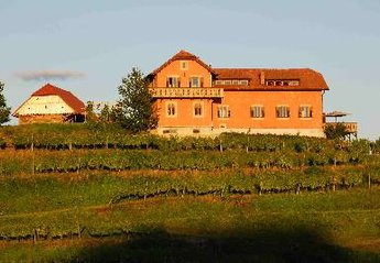 Country House in Majski Vrh, Slovenia: Hisa Vina, on top of a Private Hill