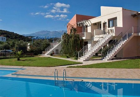 Apartment in Almyrida, Crete