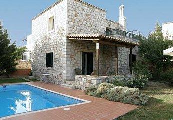 Villa in Greece, Pendamodi: Outdoor view