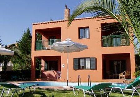 Villa in Pendamodi, Crete: Outdoor View