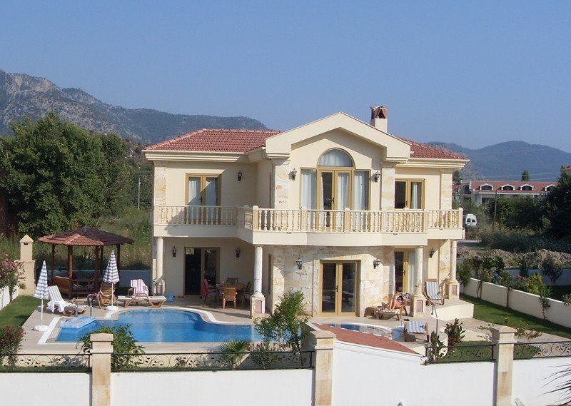 Villa To Rent In Dalyan Turkey With Private Pool 55996