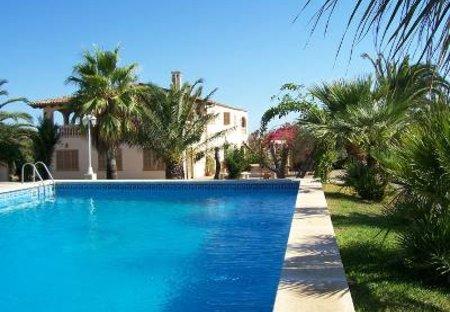 Villa in Santa Margalida, Majorca: private pool