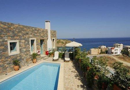 Villa in Mohlos, Crete
